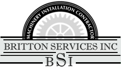 Britton Services, Inc. Machinery Moving